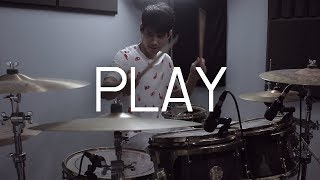 PLAY - NONT TANONT x MC.TOY (Drum Cover) | EarthEPD