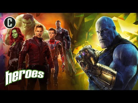 Avengers: Infinity War - What Do We Actually Know? - Heroes