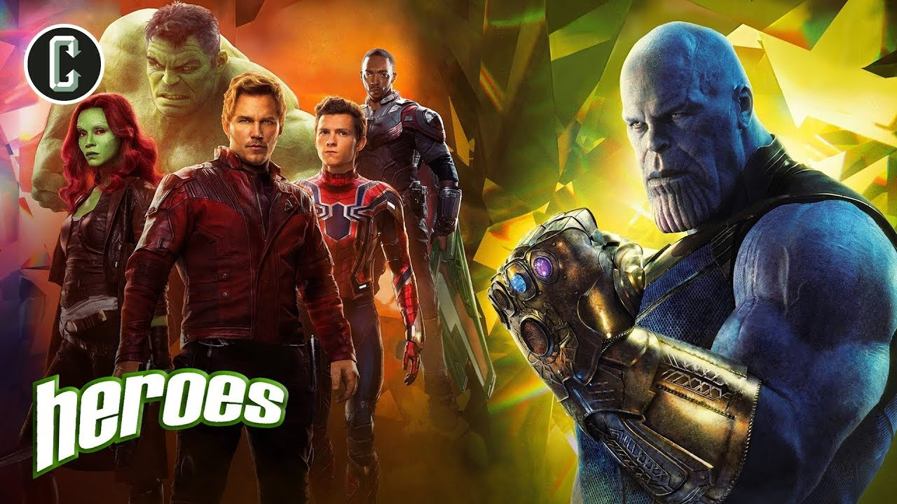 avengers: infinity war - what do we actually know? - heroes - youtube