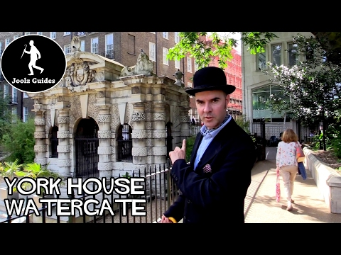 York House Watergate - TOP 50 THINGS TO DO IN LONDON - London Guide