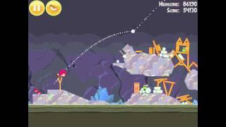 Video Angry Birds 17-14 Mine & Dine 3 Star Walkthrough download MP3, 3GP, MP4, WEBM, AVI, FLV Juli 2018