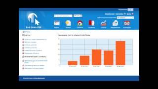 видео ReCRM -  CRM система для агентства недвижимости, программа для риэлторов