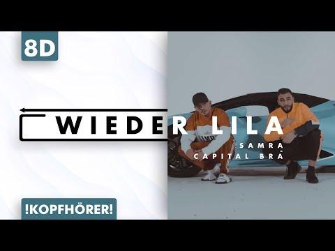 8D AUDIO | Samra & Capital Bra – Wieder Lila