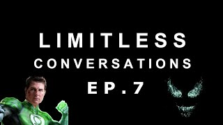 Tom Cruise as Green Lantern, Venom, Superpowers and How We Met | LIMITLESS CONVERSATIONS: EPISODE 7