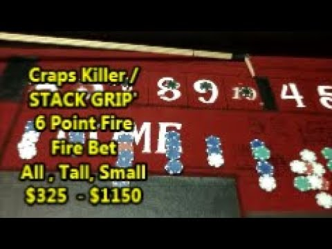 All tall small craps odds against