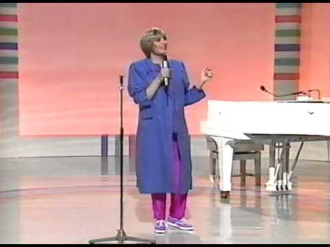 Victoria wood - The World of Sacherelle - An Audience with