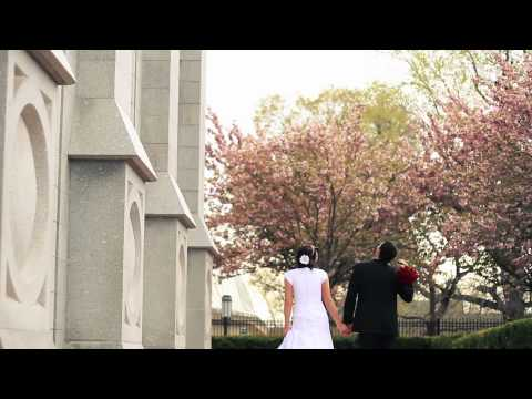 Jordan + Melissa | Utah Wedding Video
