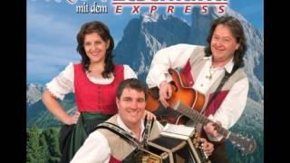 Wenn ich die Berge seh ( JODLER ) -  Marion Pernter & Etschland express