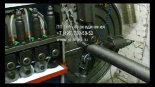 Станок для производства металлорукавов Ду50-360(Станок для производства металлорукавов Ду50-360 с замками S и П типа Производитель: ООО