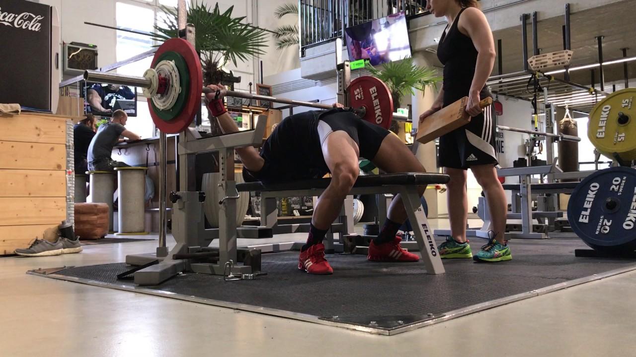 2 board benchpress: 103,5x3 - youtube