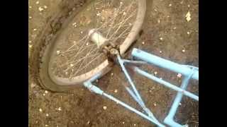 4 -х колесный велосипед устройство!(Показываю как работает привод передний, на 4-х колесном велосипеде!, 2015-06-04T13:51:47.000Z)