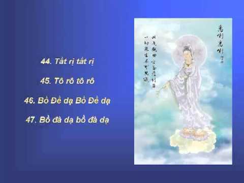Thần Chú Đại Bi - Phật Pháp Vô Biên