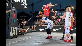 Serbia Highlights – 3×3 World Championship 2017 – Day 3