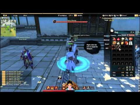 Swordsman PREVIEW - Kung Fu MMORPG 1/3