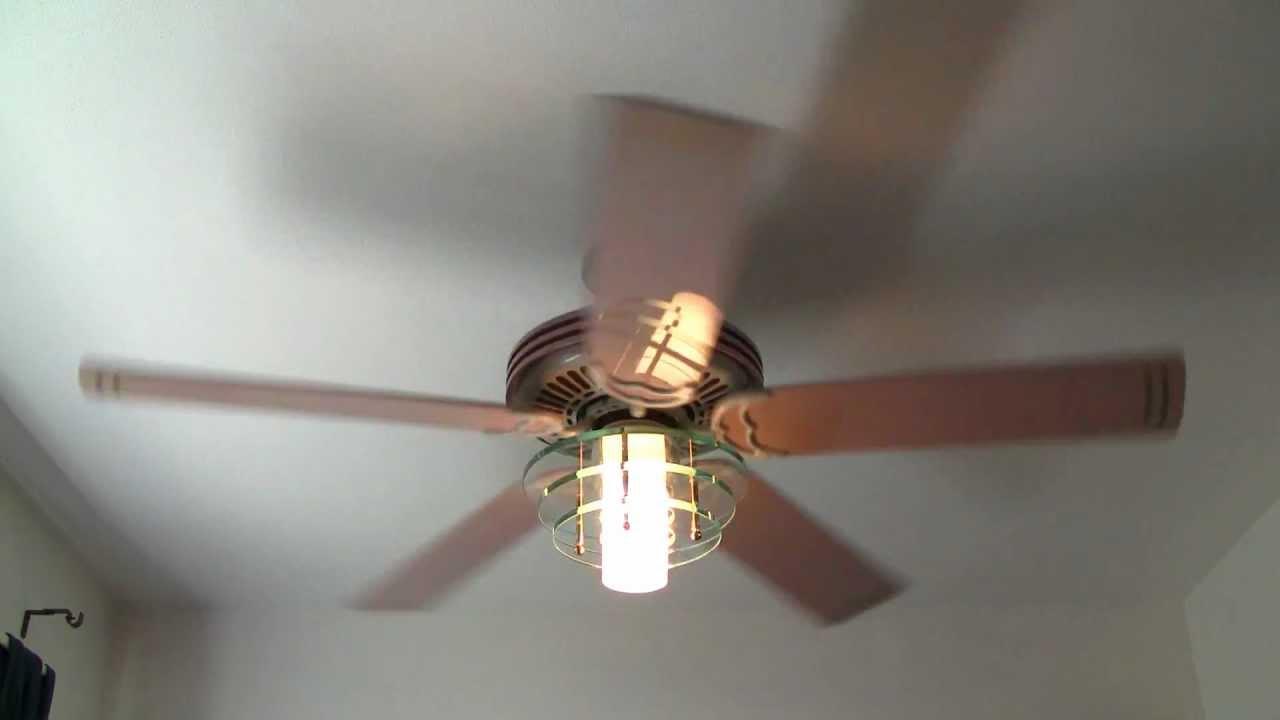 Casablanca Sprit Of Saturn Ceiling Fan Youtube