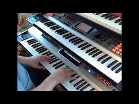 Africa (Keyboard cover) - Toto