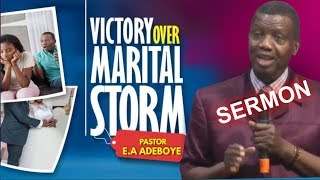 Pastor EA Adeboye Sermon  RCCG May 2019 THANKSGIVING SERVICE
