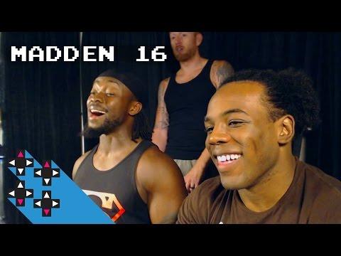 Madden 16 Tournament Begins - Gamer Gauntlet