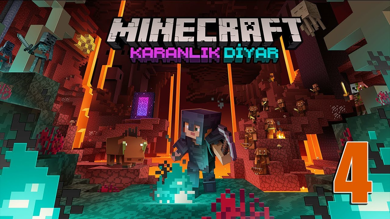 Karanlık Diyar - Netherit - Bölüm 4