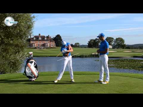 The Correct Downswing Sequence For Golf
