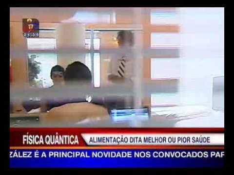 Dr  Nuno Nina on TV September 2008