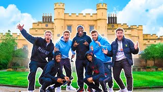 SIDEMEN HIDE AND SEEK IN A CASTLE