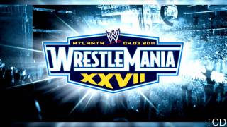 "WWE Wrestlemania 27 Theme Song ""Written in the Stars""+ Download Link"