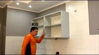 монтаж кухни полный финиш(в этом видео вы увидите подробное описание монтажа кухни с помощью строительной магии:палка-появлялка,..., 2013-12-29T14:42:48.000Z)