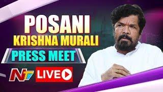 Posani Krishna Murali Press Meet Over TRS Victory in Telangana | NTV