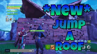 * ¡NUEVA SCAM* JUMP A ROOF! Scammer consigue estafado (SKIT) Fortnite Save The World