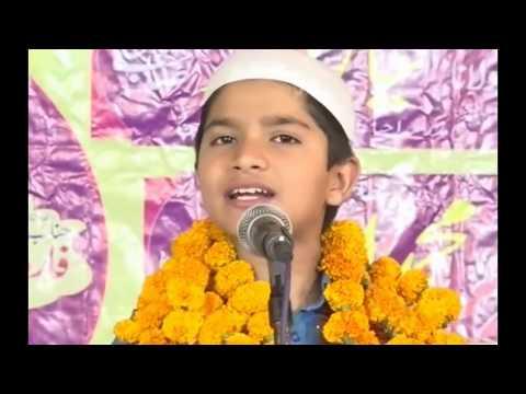 Sufiyan Pratapgarhi NAAT Bahraich nur jab khuda ka, Mushaira program video 2017
