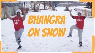 Laembadgini || When Singh meets snow || Diljit Dosanjh || #whatsupsingh