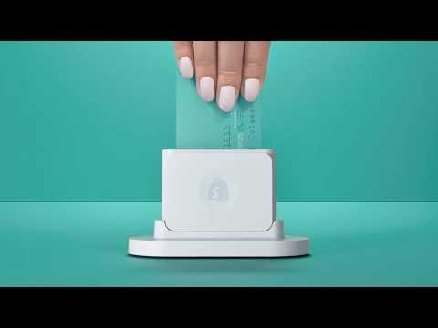 Shopify's Chip & Swipe Reader