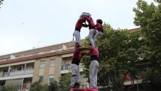 Torre De 6 || Castellers De Sant Feliu || Sant Rarimi 2016