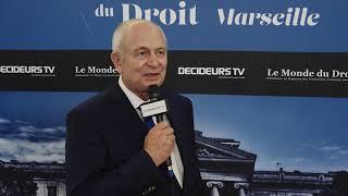 Palmarès du Droit de Marseille 2021 : Bernard Niccolini, Président PEBI & AGP