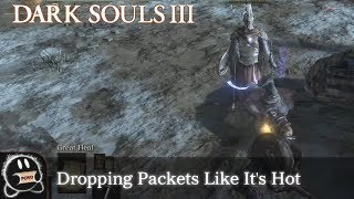 Dark Souls 3: Dropping Packets Like It's Hot (Raw Clip)