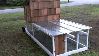 Chicken Tractor Build