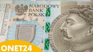 Banknot 500 zł wchodzi do obiegu  | Onet24