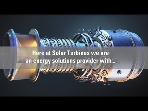 What Does Solar Turbines Do?