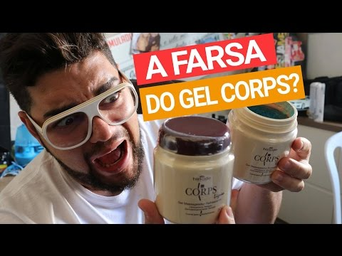 A FARSA DO GEL CORPS DA HINODE?