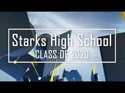 Starks High School 2020 Graduation