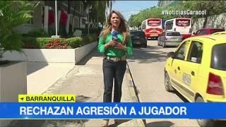 Hasta que Miguel Borja denuncie la agresión, no habrá investigación formal