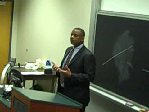 Mayor Anthony Foxx facilitates a private session for our sons!