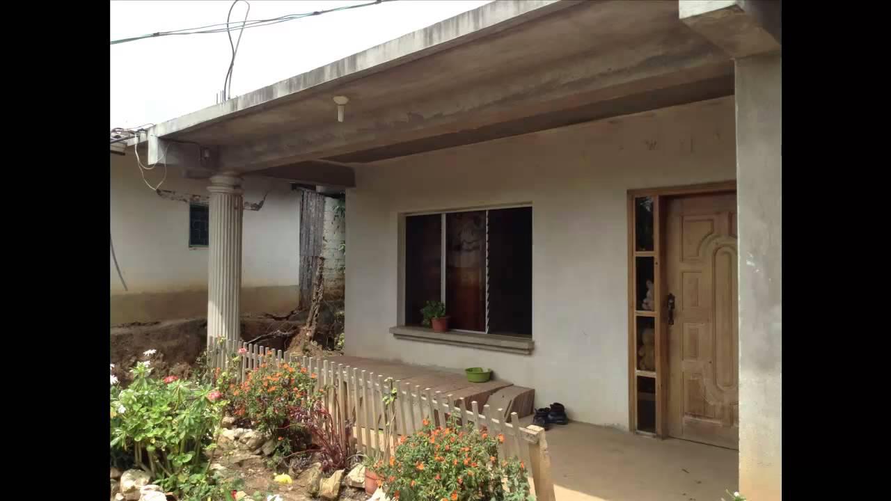 Venta de casa de terraza en la esperanza intibuca barrio for Casas para terrazas