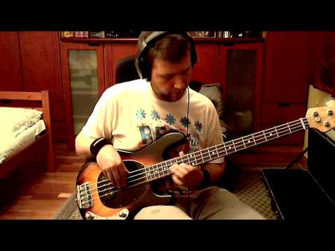Wiz Khalifa - See You Again ft. Charlie Puth (Furious 7 Soundtrack) #bass cover - RIP Paul Walker