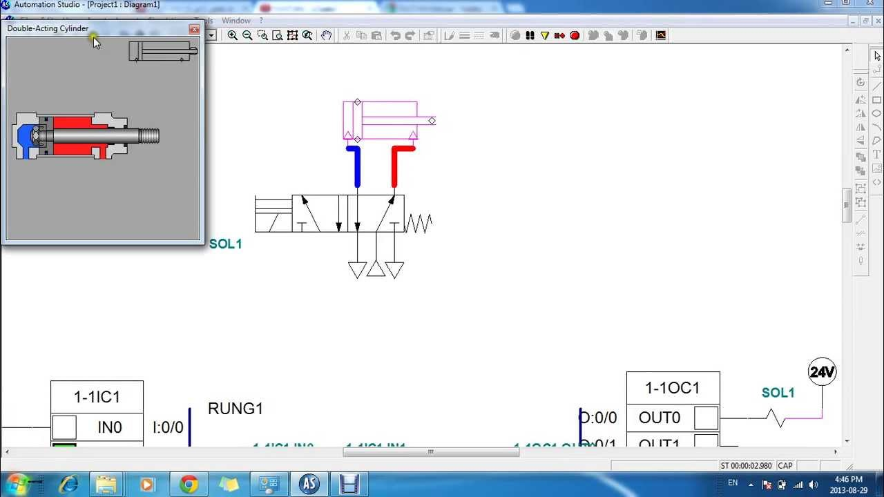 Tutorial] plc ladder en automation studio youtube.