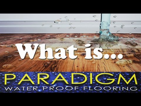 Paradigm Waterproof Flooring What Is It How Its Made Care