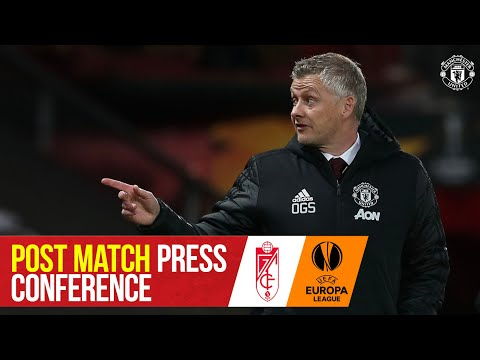 "Solskjaer: ""We relish the chance to go to the final"" 