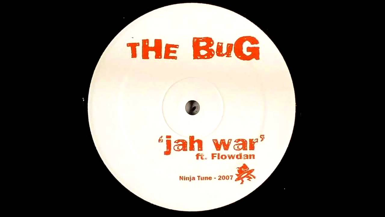 The history of The Bug album London Zoo ++playlist++