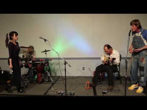 Shruti Nadis with Matt Lindahl and Carrie BCUF